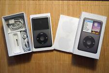 Apple iPod classic letztes Modell 160 GB schwarz, OVP + komplett