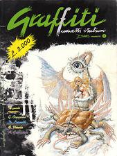 GRAFFITI fumetti italiani n. 1 - luglio/agosto 1993