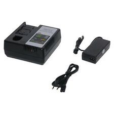 Smart Cordless Drill Battery Charger For Panasonic 7.2V-24V Ni-Cd Ni-MH Li-ion