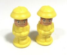 Backoff Back Off Buzzard Game Parts 2 YELLOW People Mover Explorer Pawns