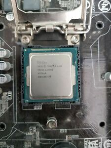 Intel Core i5-4460 | 4 x 3,20GHz | Sockel H3 LGA 1150 | Quad-Core CPU Prozessor