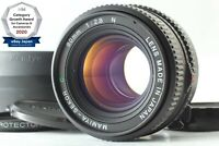 【MINT】 Mamiya Sekor C 80mm f/2.8 N For M645 Super 1000S Pro TL From Japan 1264