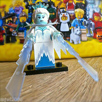 Lego Minifigures Series 16 71013 ICE QUEEN Minifigure - Bagged