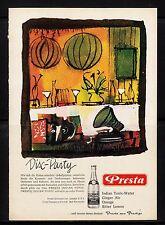 3w340/Old Advertising - 1961-Presta Indian Tonic Water