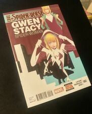 Edge of Spider-Verse #2 FIRST PRINT VF 1st Appearance of SPIDER GWEN STACY...