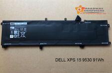 91Wh Battery Dell XPS 15 9530 Precision M3800 245RR T0TRM H76MV 7D1WJ