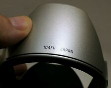 Tamron 1D4FH Plastic Lens Hood Made in Japan for 28-300mm f3.5-6.3 AF Silver