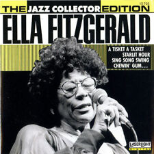 (CD) Ella Fitzgerald - The Jazz Collector Edition (1991,Laserlight)