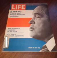 Life Magazine January 29 1971 - Bob Hope, War-Wounded Children of Vietnam, more