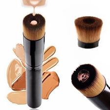 Pro Foundation Makeup Brush Kabuki Flat Top For Blending Liquid Cream Concealer