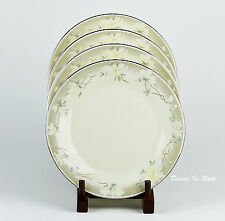 Set of 2 Salad Plates, MINT & NEAR MINT! Kathleen, Royal Doulton, Romance, H5091