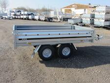 HK  Hochlader Tandemanhänger, 2.500 x 1.420 mm, brenderup Typ 3251 T