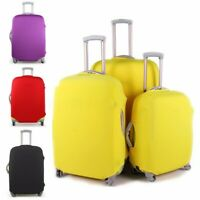 Travel Luggage Cover Protector Elastic Suitcase Dust-Proof Scratch-Resistant US