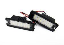 2x No Error LED Kit For Volkswagen License Plate Light 3D0943021A 99763162002