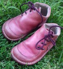 Jolies chaussures cuir fille 23