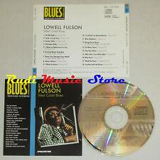 CD LOWELL FULSON West coast blues BLUES COLLECTION 1993 DeAGOSTINI mc lp dvd vhs