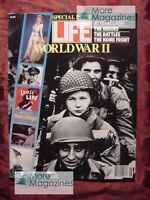 LIFE SPECIAL ISSUE May 1985 WORLD WAR II in PHOTOS +++