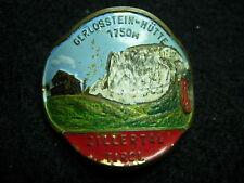 Zillertal Tirol stocknagel medallion G3120