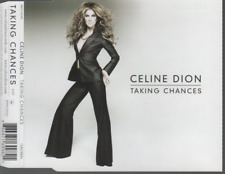 Celine Dion Taking Chances CD PROMO