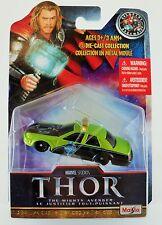 "THOR Avengers Assemble Marvel Studios ""Loki (Police Car)"" Die Cast Car"