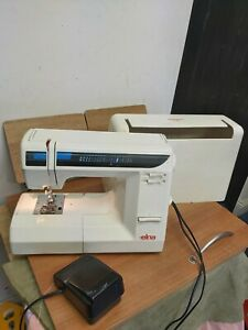Elna Electric Sewing Machine Model 3005 Working Condition