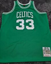 New listing Larry Bird Boston Celtics Authentic Mitchell and Ness NBA Jersey Size XL/48