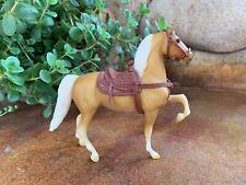 Breyer Paddock Pals Little Bits Saddlebred Palomino W/ Tack