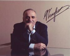 GARRY KASPAROV Signed Autographed Photo