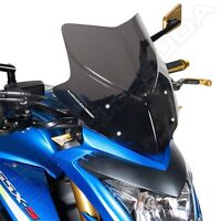 BARRACUDA WINDSHIELD AEROSPORT SMOKED SUZUKI GSX-S 1000