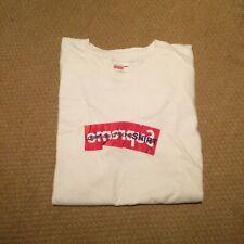Supreme X CDG Box Logo Tee Tshirt (LARGE) ✅QUICK FREE DELIVERY✅