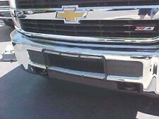 Silverado  Bumper Bug Screen 2015 2016 2017 Chevy HD 2500 HD 3500  Duramax & Gas