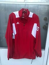 ADIDAS CLIMA PROOF SCORCH PULLOVER JACKET SIZE XS
