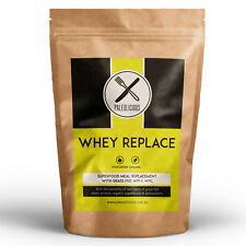 Whey Meal Replacement Shake Grass Fed NZ Isolate (WPI) & Concentrate (WPC) - 2kg