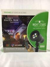 Nightstars Laser Landscape Lighting