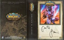World of Warcraft promo Deck Cover Art comic con signed Zoltan & Gabor #2