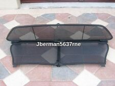 ** New * Genuine Porsche 996 997 911 Carrera Windscreen wind deflector 99-12 OEM