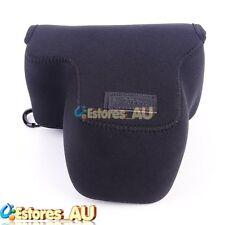 Neoprene Camera Soft Case Pouch Bag For Nikon D3300 D3100 D3200 18-55mm Lens