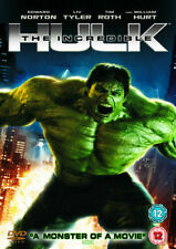 The Incredible Hulk DVD (2008)
