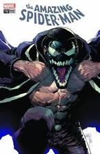 AMAZING SPIDER-MAN #792 MANIAC YU VARIANT COLOR Marvel Black Cat