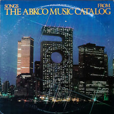 ABKCO LP - SONGS FROM ABKCO CATALOG - KINKS, DONOVAN, CHIFFONS, SAM COOKE - PRO