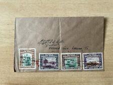 North Borneo Labuan 1945 Cover - Labuan morse code cancellation