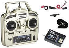 Futaba 4YF 4-Channel 2.4GHz FHSS Radio System w/ R2004GF Receiver FUTK4200