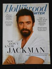 THE HOLLYWOOD REPORTER MAGAZINE HUGH JACKMAN