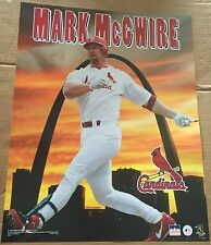 Mark McGwire St. Louis Cardinals Arch 16x20 Starline Poster