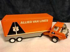Vtg 1973 Tonka Allied Van Lines Tractor Trailer Company Promo- VGC