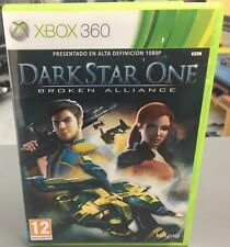 Dark star one broken alliance xbox 360 pal españa