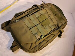 5.11 RUSH12™ 2.0 BACKPACK 24L - 56561 - NEW NWOT Free Ship Green Drab Olive