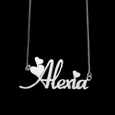 Sterling Silver Necklace Any Personalized Name Necklace Mother's Day Gifts Ideas