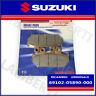 kit pastiglie freno posteriori originali SUZUKI AN BURGMAN 400 2007 2008 2009