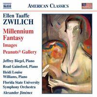 Jeffrey Biegel - Zwilich: Millennium Fantasy (Millennium Fantasy/ [CD]